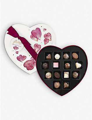 BUTLERS: Indulgent Heart assorted chocolates box of 14