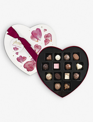 BUTLERS Indulgent Heart assorted chocolates box of 14