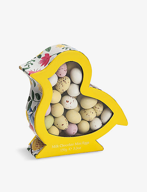 CHARBONNEL ET WALKER: Chick with chocolate mini eggs 150g