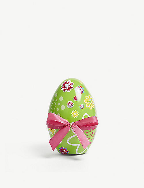 EASTER Riegelein chocolate Easter egg tin 108g
