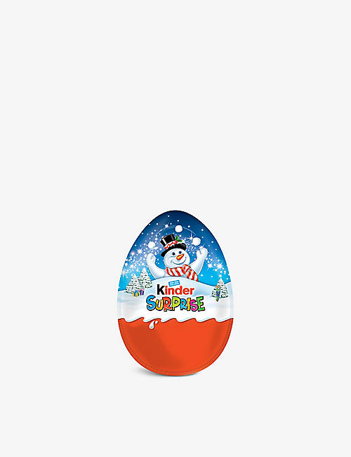 KINDER SURPRISE Chocolate Egg 100g