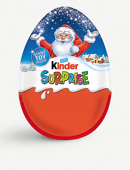KINDER SURPRISE Large milk chocolate egg 220g