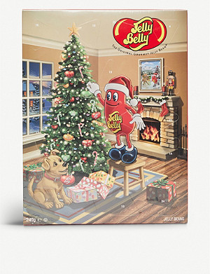 JELLY BELLY Beanboozled jelly bean Advent calendar 240g