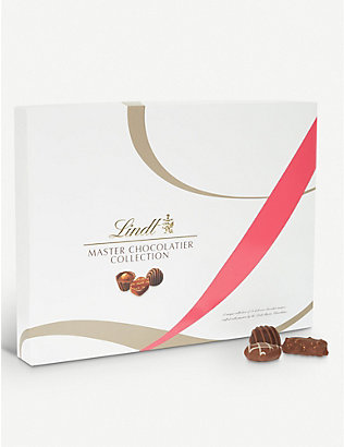 LINDT: Master chocolatier collection 305g