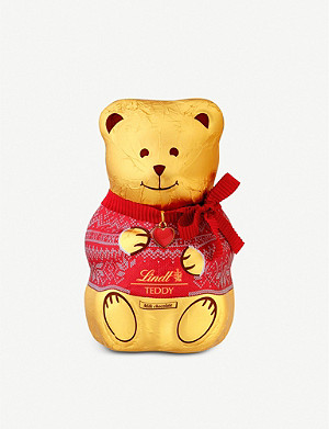 LINDT Milk chocolate teddy 200g