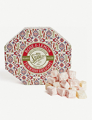 MR STANLEY'S Rose & Lemon Turkish Delight 300g