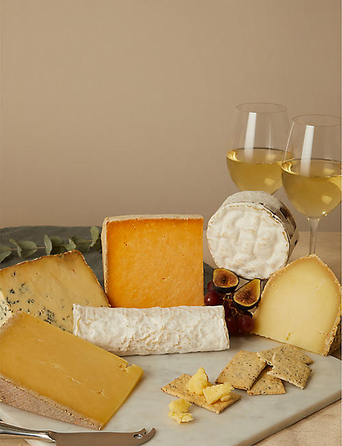 NYD The Cheese Connoisseur box gift set