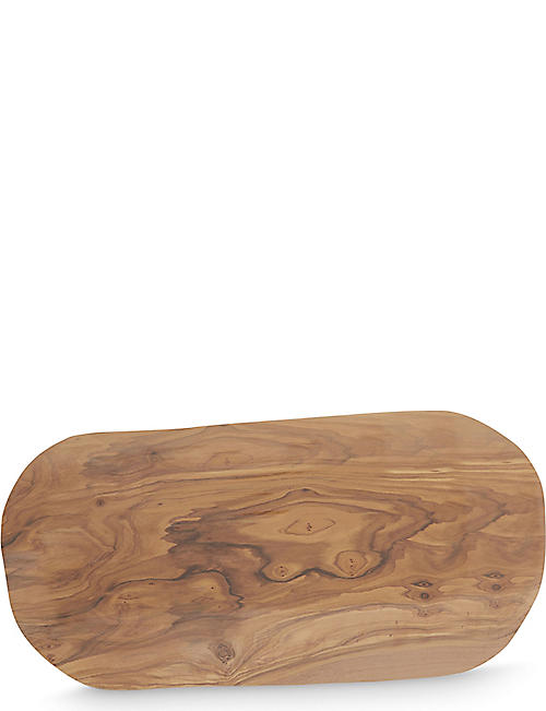 PAXTON & WHITFIELD Olive wood cheese board