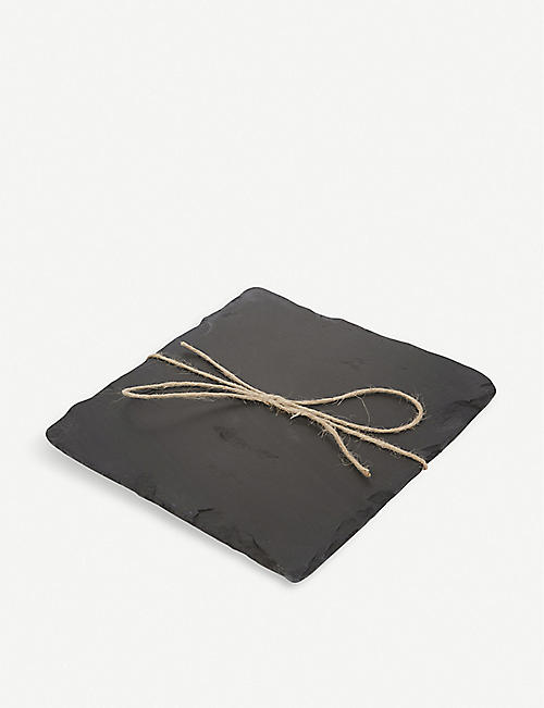 PAXTON & WHITFIELD Small slate board