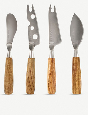 BOSKA Oslo mini cheese knife set of four
