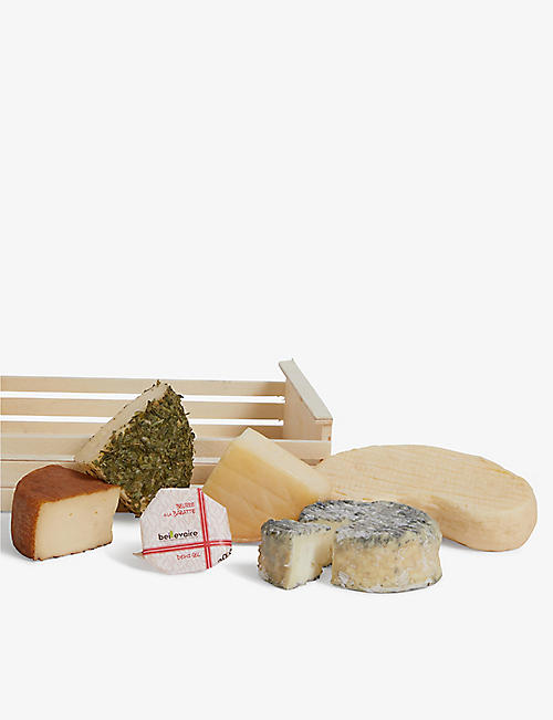 FROMAGER BEILLEVAIRE Cheese selection set