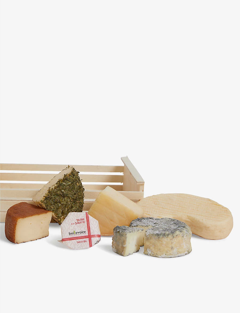 FROMAGER BEILLEVAIRE: Cheese selection set
