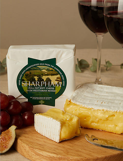 SHARPHAM PARK Cheese Makers Choice experience gift set