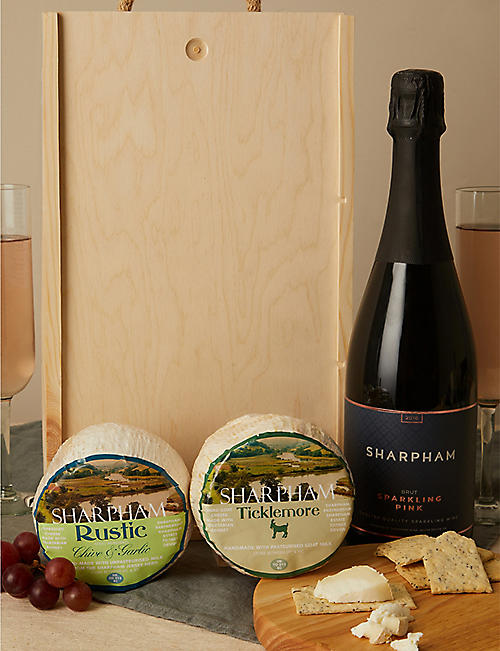 SHARPHAM PARK Wine Makers Choice experience gift set
