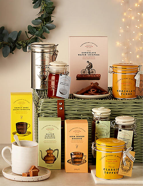 CARTWRIGHT & BUTLER Classic Collection hamper