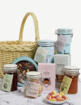 CARTWRIGHT & BUTLER Spring hamper