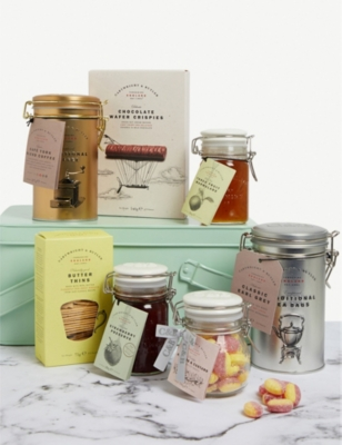 CARTWRIGHT & BUTLER Spring tin hamper