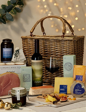 DAYLESFORD Cheese and Wine Hamper