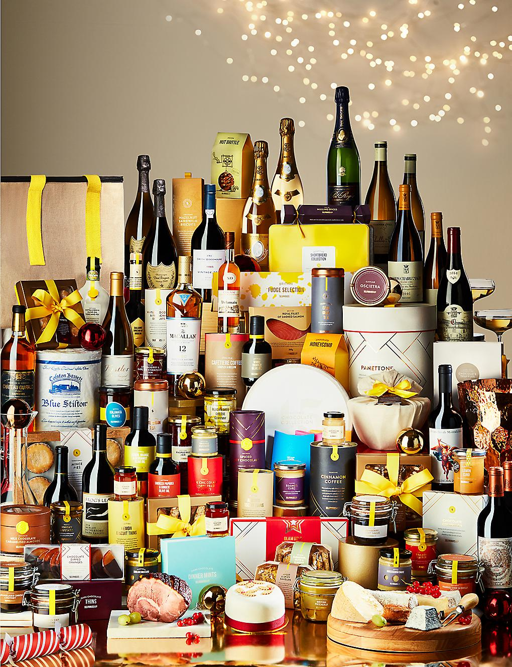 SELFRIDGES SELECTION: The Decadence Hamper