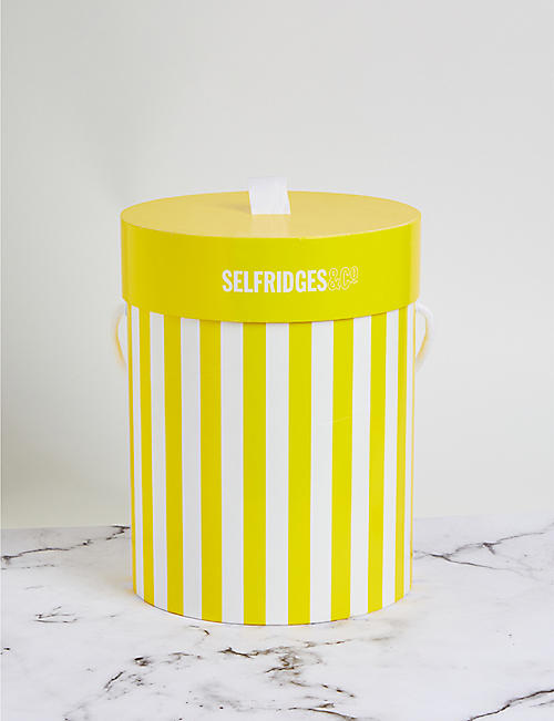 SELFRIDGES SELECTION Tea Time hatbox