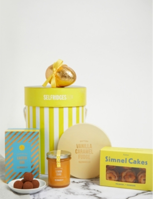 SELFRIDGES SELECTION Easter hatbox