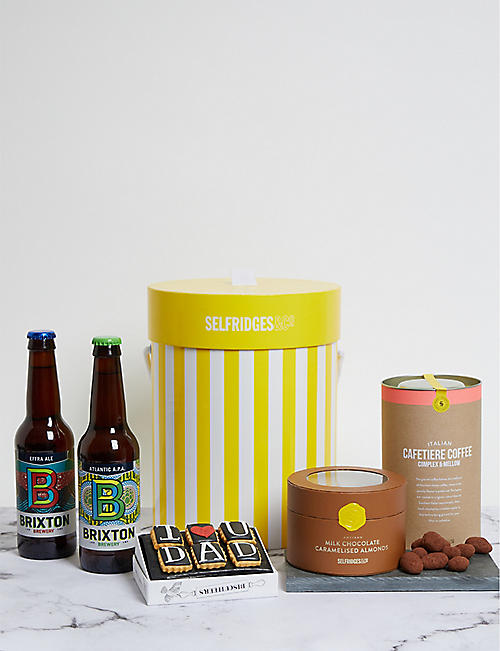 SELFRIDGES SELECTION Father's Day hamper