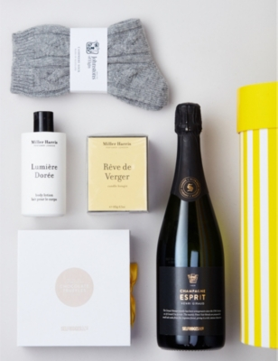 SELFRIDGES SELECTION Rest & Relaxation Gift Box