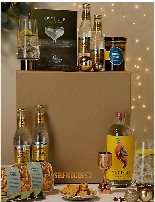 SELFRIDGES SELECTION The Alcohol-Free Cocktail Gift Box