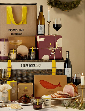 SELFRIDGES SELECTION Boxing Day Hamper