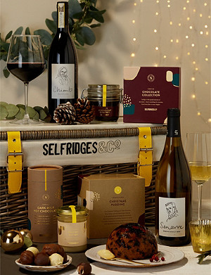 SELFRIDGES SELECTION Classic Christmas Hamper