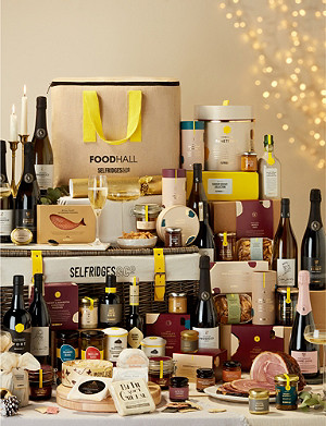 SELFRIDGES SELECTION Christmas Day Hamper