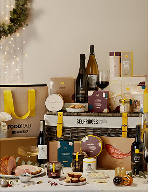 SELFRIDGES SELECTION Festive Deli Hamper