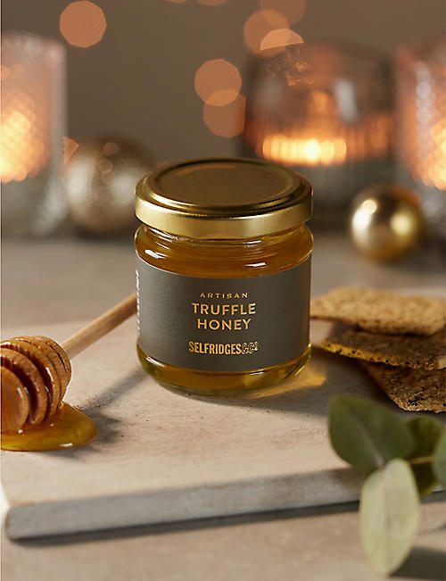 SELFRIDGES SELECTION Honey and Cheese Gift Box