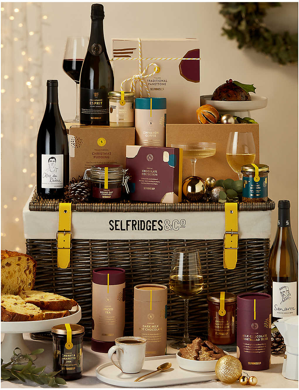 SELFRIDGES SELECTION: Christmas Pantry Hamper