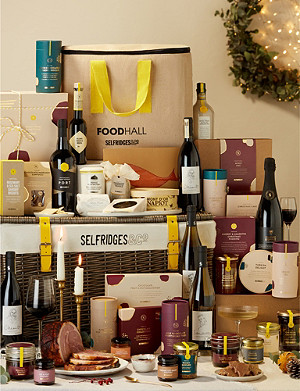SELFRIDGES SELECTION Christmas Traditions Hamper