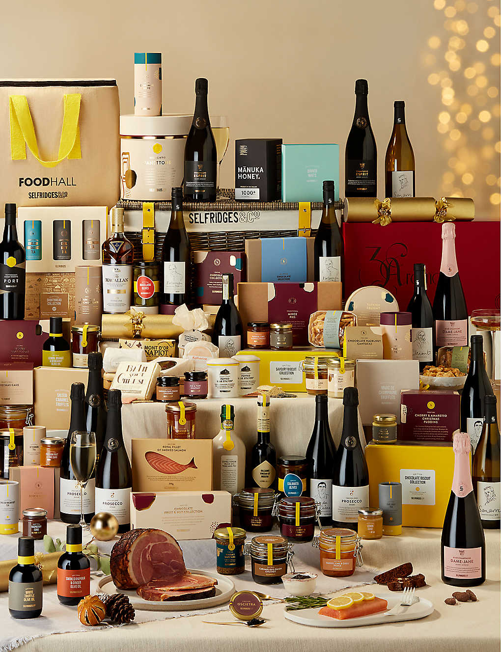 SELFRIDGES SELECTION: Christmas Treasures Hamper