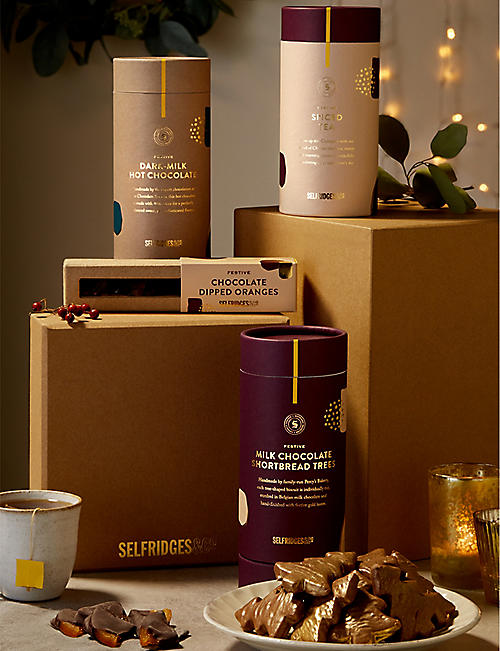 SELFRIDGES SELECTION Christmas Treats Gift Box
