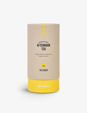 SELFRIDGES SELECTION Traditional Afternoon Tea 50g