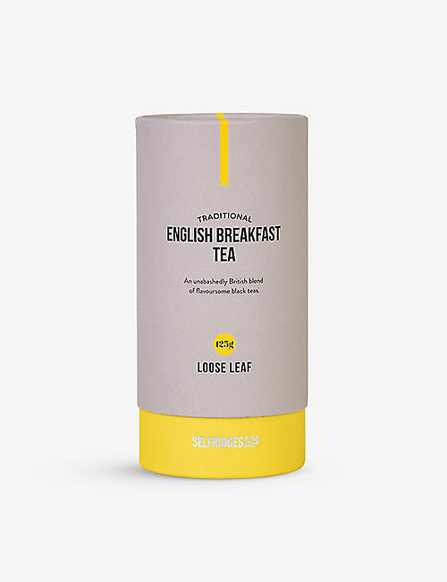 SELFRIDGES SELECTION: Traditional English Breakfast Tea 125g