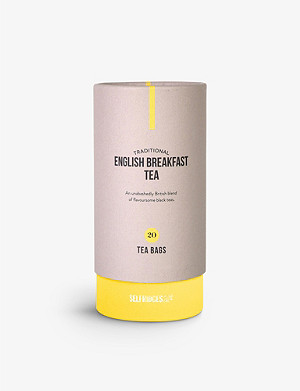 SELFRIDGES SELECTION Traditional English Breakfast Tea 60g