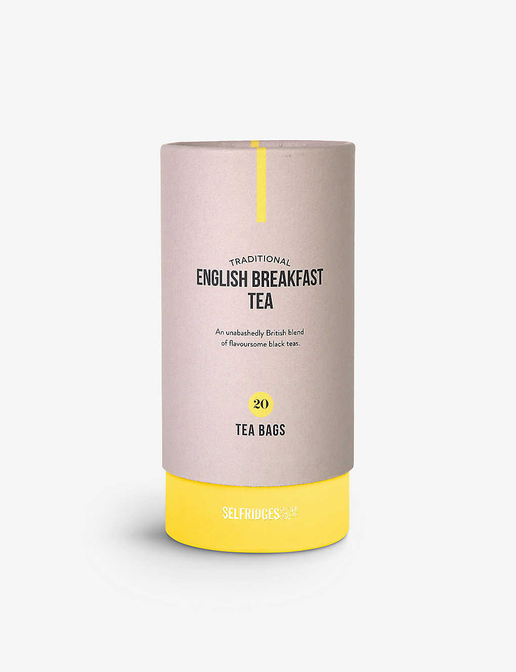 SELFRIDGES SELECTION: Traditional English Breakfast Tea 60g