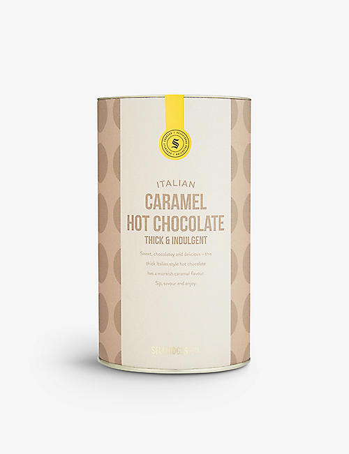 SELFRIDGES SELECTION Caramel hot chocolate 250g