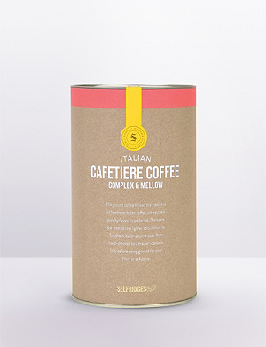 SELFRIDGES SELECTION Italian Caffetiere Coffee Complex & Mellow 250g
