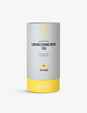 SELFRIDGES SELECTION London Strong Brew Tea 50g