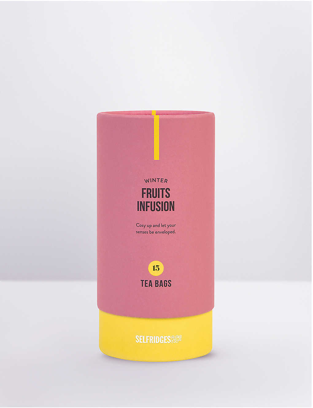 SELFRIDGES SELECTION: Winter fruits infusion 15 tea bags