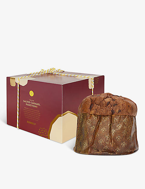 SELFRIDGES SELECTION Italian Salted Caramel Panettone 1kg