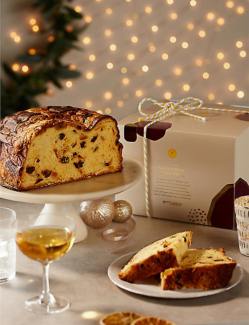 SELFRIDGES SELECTION Italian Traditional Panettone 1kg