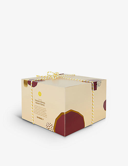 SELFRIDGES SELECTION: Italian Traditional Panettone 1kg