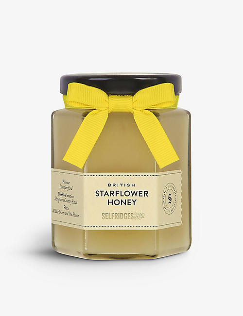 SELFRIDGES SELECTION: British Starflower honey 227g