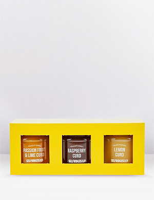 SELFRIDGES SELECTION 迷你豆腐三重奏330g